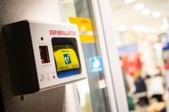 Defibrillator-Schulung am 23.11.2018